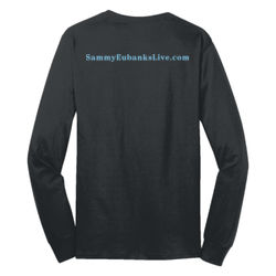 Full Color Drum Logo Long Sleeve Tee Thumbnail