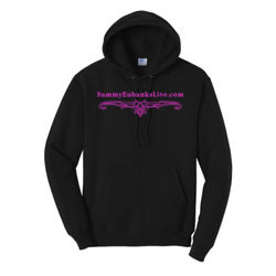 The Band's With Me Pullover Hoodie Thumbnail