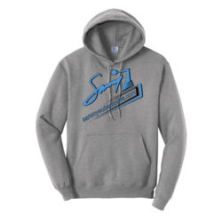 Guitar Pick Pullover Hoodie Thumbnail