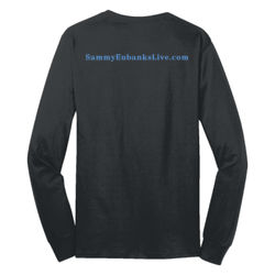 It's All Blues to Me Long Sleeve Tee Thumbnail