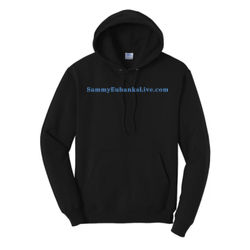 It's All Blues to Me Pullover Hoodie Thumbnail